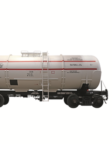 Tank car for transportation of molasses and vegetable oils